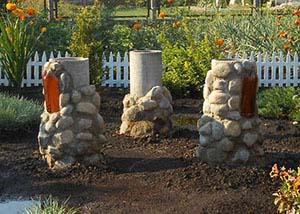 строим замок из камня